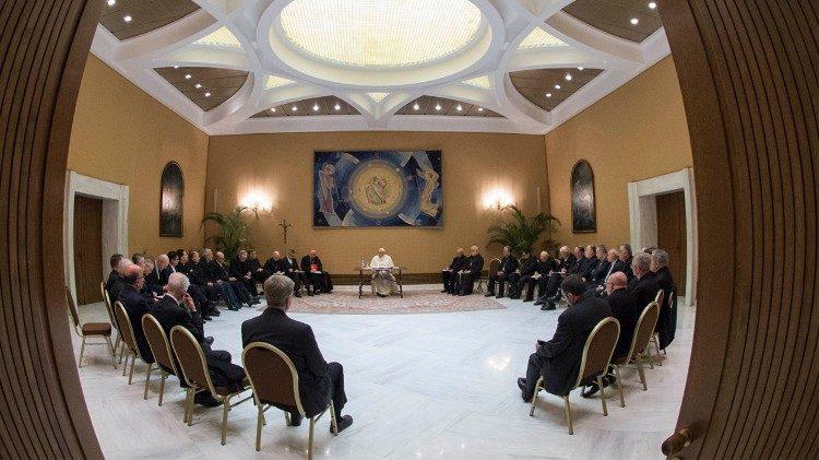 Asamblea plenaria extraordinaria de los obispos chilenos