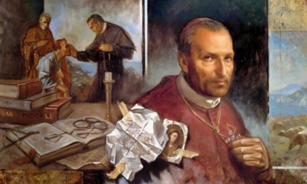 San Alfonso M. de Ligorio