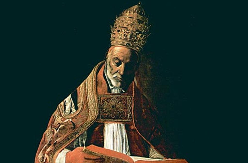 """SAN GREGORIO PRIMERO MAGNO """"Creadore del Canto Gregoriano"""""""