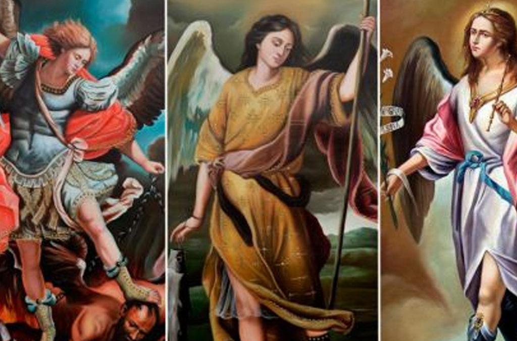 Fiesta de los Santos Arcángeles Miguel, Rafael y Gabriel