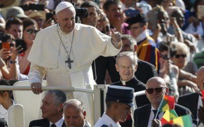 Promulgación de decretos de la Congregación de las Causas de los Santos