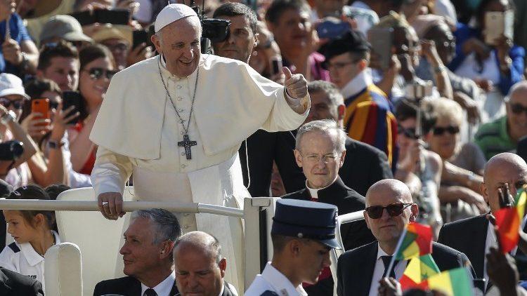 (VIDEO) Papa: el reposo es el momento propicio para la reconciliación