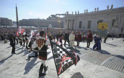 """Catequesis del Papa: """"La verdadera esclavitud es la de no saber amar"""""""