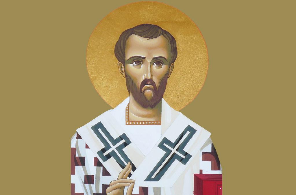 San Juan Crisóstomo, Patrono de los predicadores