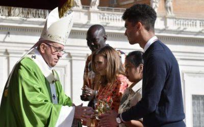 El Papa inaugura Sínodo de los jóvenes: Espíritu Santo nos dé la capacidad de soñar