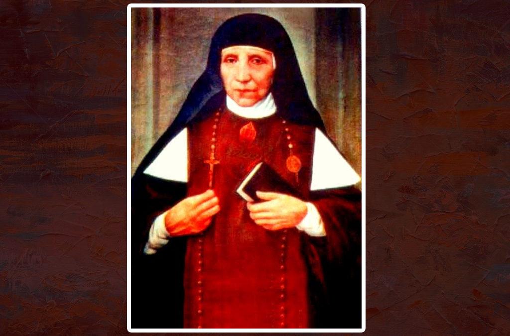 María Encarnación Rosal, Beata
