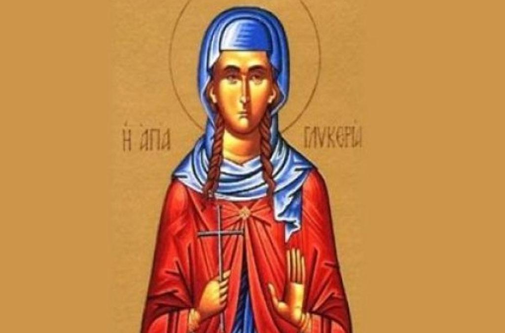 Pelagia de Antioquía, Santa