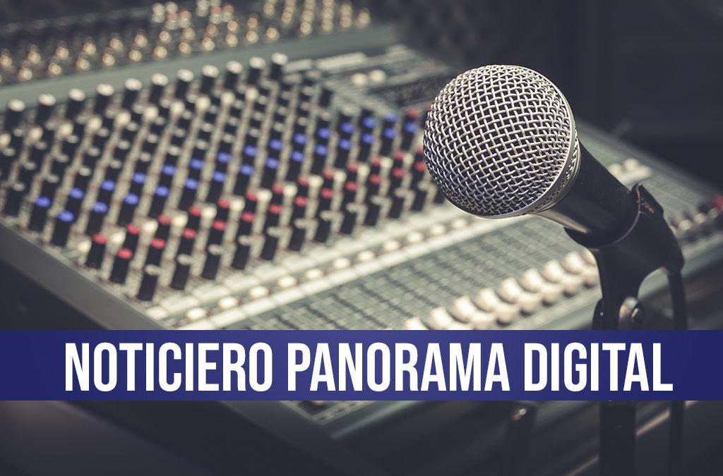EDICIÓN DEL NOTICIERO PANORAMA REGIONAL