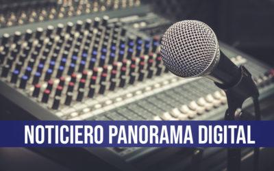 CUARTA EDICIÓN DEL NOTICIERO PANORAMA REGIONAL