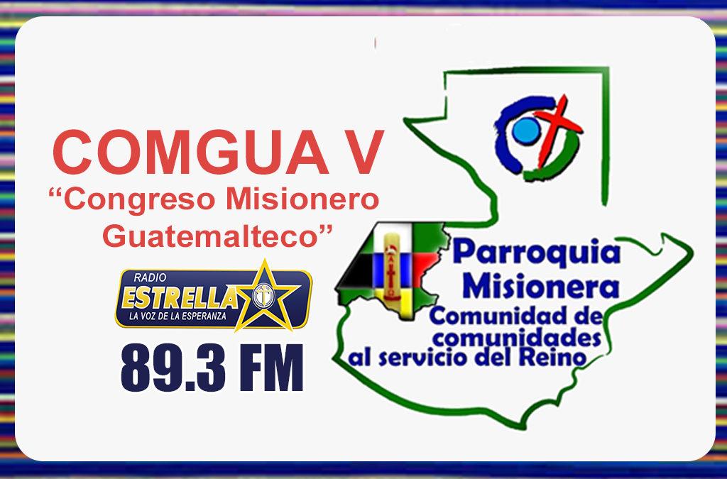 """COBERTURA EN EL COMGUA V #radioestrella893fm PRESENTES EN EL """"CONGRESO MISIONERO GUATEMALTECO"""""""