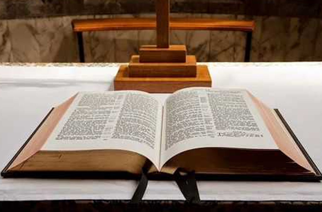 Lectura del Santo Evangelio según San Lucas (2,22-40):