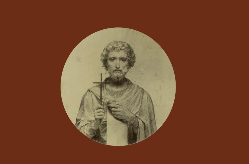 San Isquirión y compañeros Mártir de Alejandría