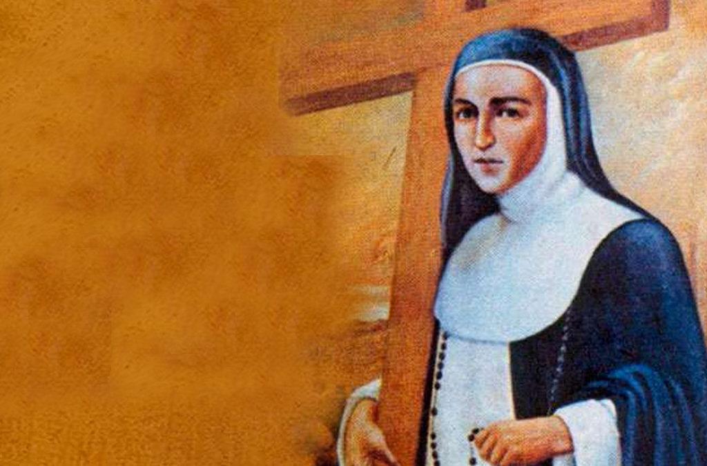 Beata Sor Ana de los Ángeles Monteagudo