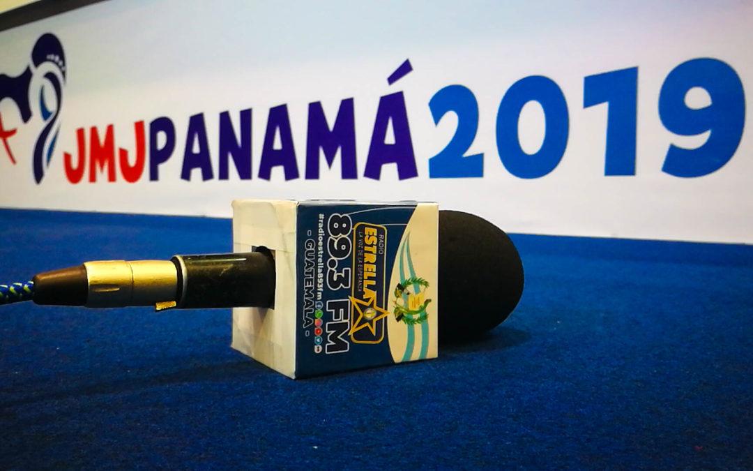 EL PRIMER DIA DE LA ESTRELLA EN PANAMÁ