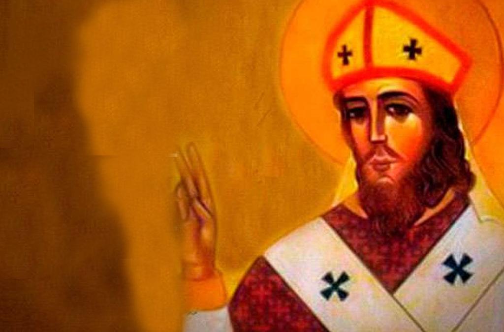 San Hilario, Obispo de Potiers