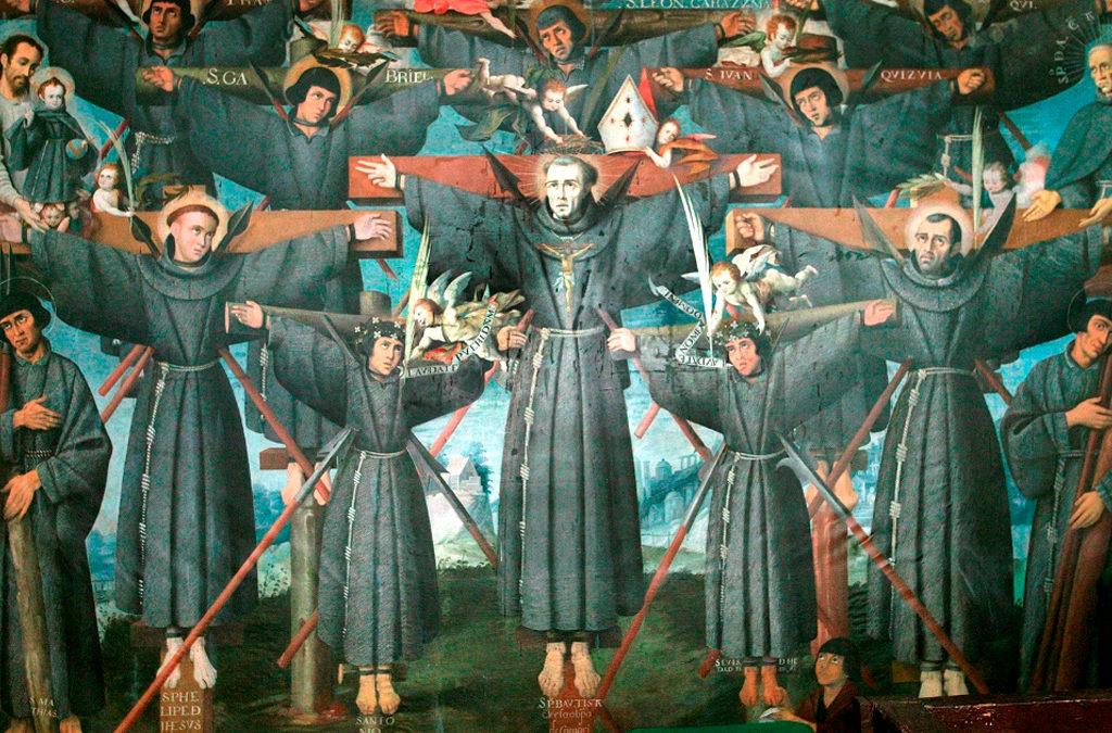 SANTOS MÁRTIRES DE JAPÓN