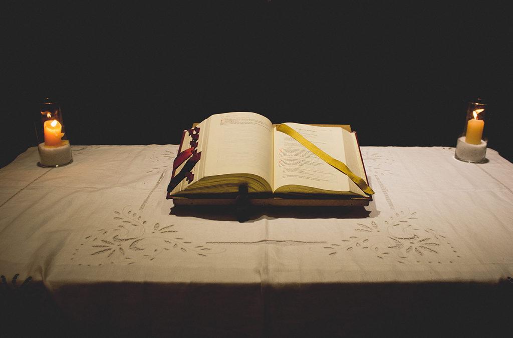 Lectura del santo evangelio según san Marcos (9,41-50):