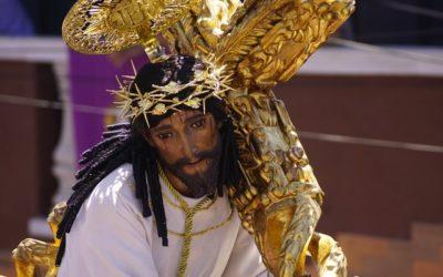 """PROCESIÓN DE JESÚS NAZARENO DE JOCOTENANGO """"EL DULCE RABÍ"""""""