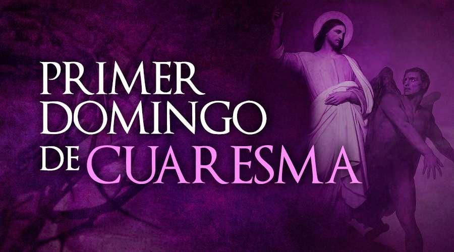 EVANGELIO DEL II DOMINGO DE CUARESMA