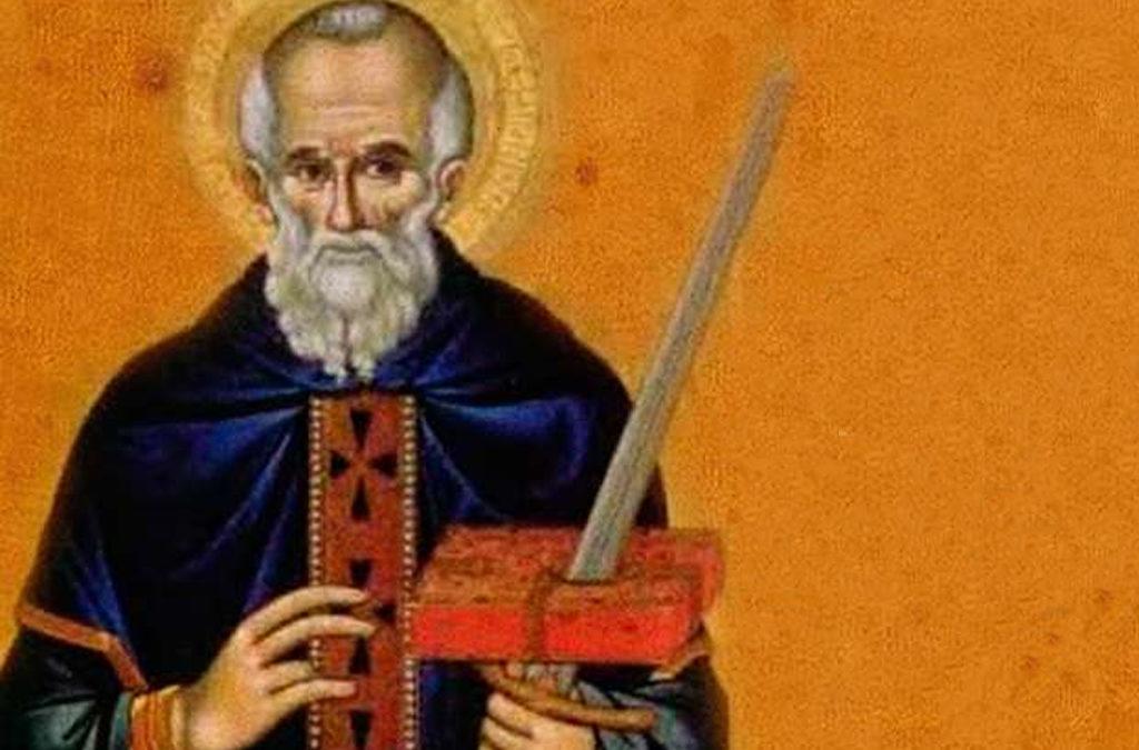 San Bonifacio, Arzobispo de Máinz, Mártir