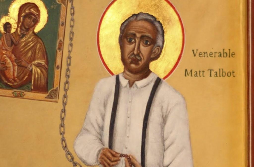 Venerable Mateo Talbot