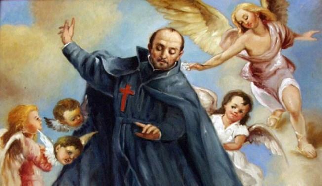 San Camilo de Lelis, Servidor de los Enfermos