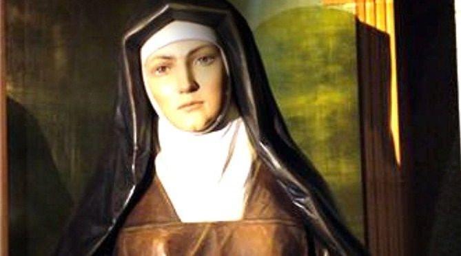 Teresa Benedicta de la Cruz, Santa