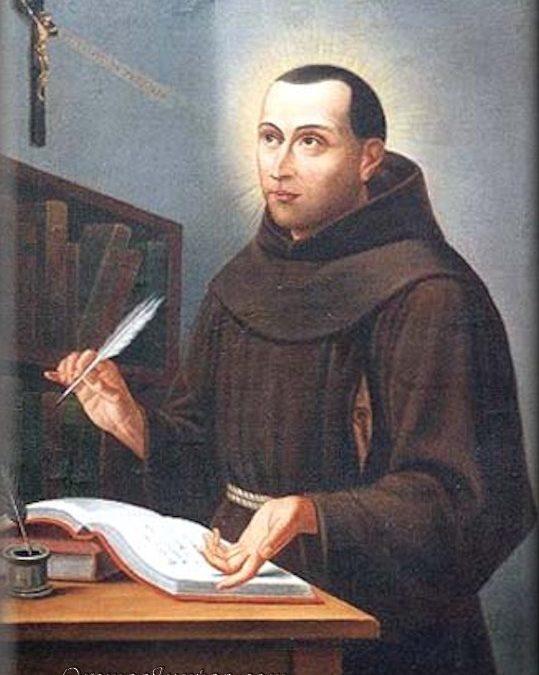 San Carlos de Sezze, Franciscano