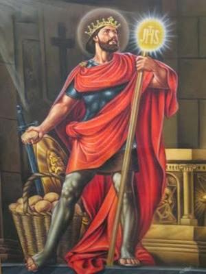 San Wenceslao de Bohemia, Mártir