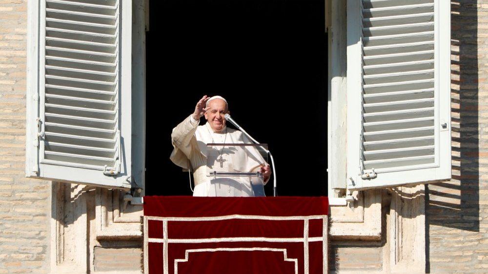 La salvación de Jesús no es mágica, sino paciente dijo el Papa