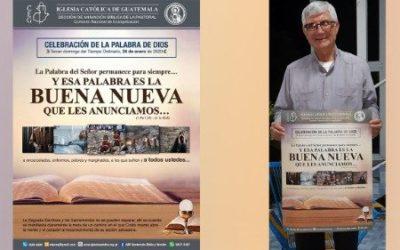 La celebración del Domingo de la Palabra en Guatemala