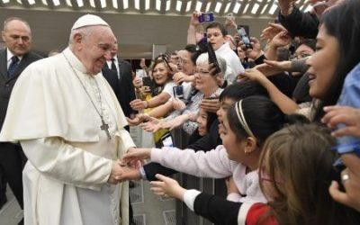 El Papa: la tierra más hermosa para conquistar es el corazón del hermano