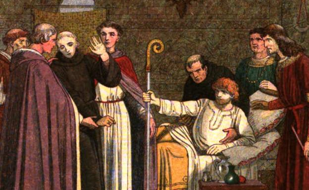San Anselmo de Canterbury, doctor de la Iglesia