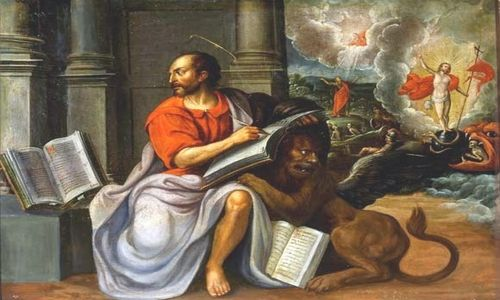 San Marcos, evangelista