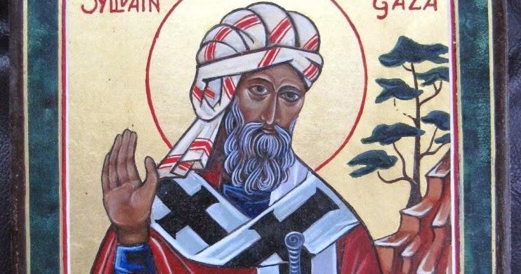 San Silvano de Gaza y compañeros mártires