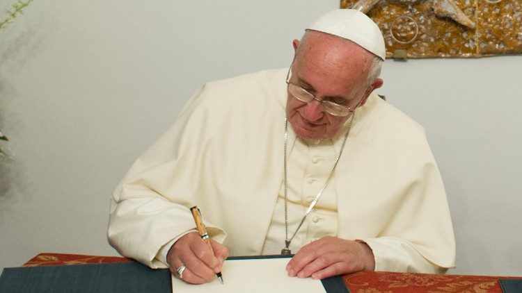 Nuevo Instituto de Cultura San Juan Pablo II. Carta del Papa