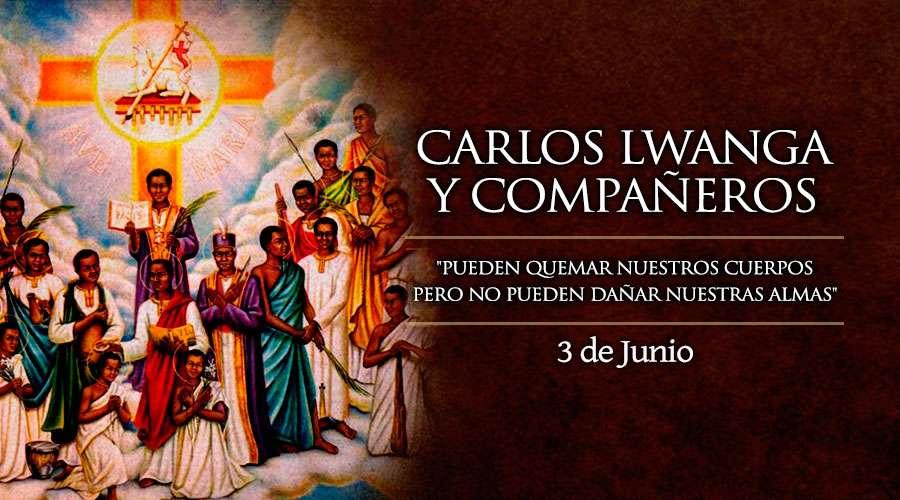 Santos Carlos Lwanga, Jose Mkasa y sus Compañeros