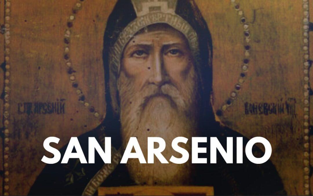 San Arsenio