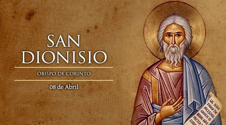 San Dionisio, Obispo de Corinto
