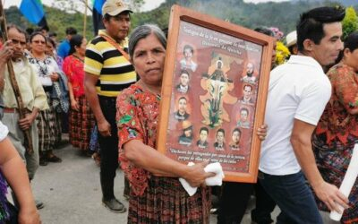 """Guatemala Mártires de Quiché: """"Valiente denuncia de un sistema de muerte"""""""