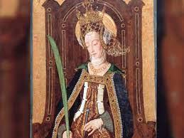 Santa Engracia, Virgen y Mártir